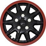 Wheel cover (Black x Red)