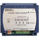 4 Channel USB voltage recorder / logger