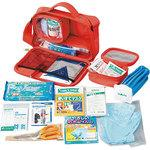 Compact first-aid kit