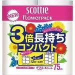 Scotty Flower pack three times the long-lasting (double)