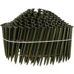 Roll Nail Wire Bounded Nails - Iron