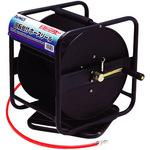 Hose Reel With Rotating Stand
