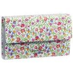 FLOWER IMAGE passbook holder