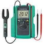Digital Multimeter With An Ac/Dc Clamp