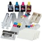 Brother LC10 Cartridge Refill Ink Replacement Ink Kit