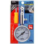 Tire Gauge Analog Type 360 Degree Rotating Head