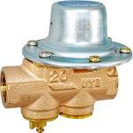 Water pressure reducing valve for