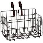 Bike Basket Foldable One Touch Open
