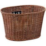 Wicker Type Mix Brown Basket