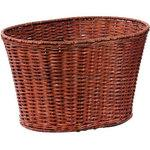 Natural Rattan Basket Brown