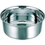 MA 18 - 8 stainless steel spa tub with rubber MAU - 22G
