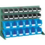 Panel container rack (single-sided or desktop type)