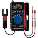 Digital Multimeter With A Clamp