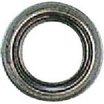 Bearings for lateral misobit