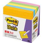Post-it Strong Adhesive Line Notes 5 Color Pack