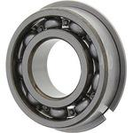 Deep groove ball bearing 6000 series open type with snap ring