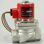 Solenoid valve Redman screw-type