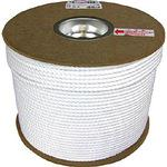 Polyester rope drum winding