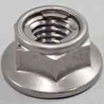 Flange Stable Nut, Stainless Steel
