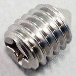 Cross Recess Set Screw, Cone Point Stainless Steel, Pack Product