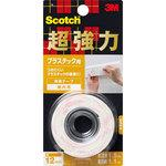 3M Scotch for super strong double-sided tape plastic