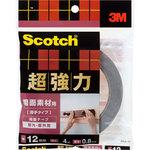 3M Scotch Super strong double-sided tape for rough surface material thin type