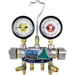 Hybrid vehicles only manifold gauge 3 valve
