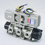 4-way solenoid valve 5 port pilot valve BN-7M43 , 47 , 47C series