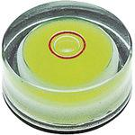 Round type eye level magnet attached spirit level