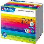 DVD-R 4.7 GB for 1 time recording 1-16 times speed ink jet printer compatible