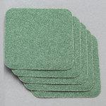 80x80mm slip tape (outdoor green/5 sheets)