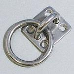 Stainless steel ring plate
