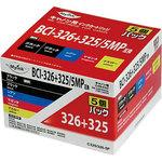 General Ink Cartridge BCI-326 4 color + BCI-325PGBK Multi Pack