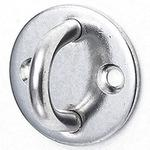 Stainless steel round seat plate