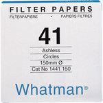 Whatman quantitative filter paper