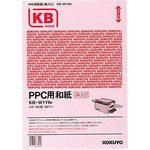 PPC for Japanese paper pattern containing