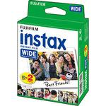 Instant color film instax WIDE
