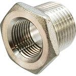 Stainless steel diameter difference bushing screw-fitting