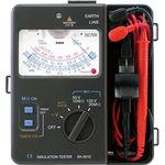 Case built in Analog insulation resistance meter