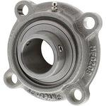 Flange with brazed round flange type unit Stainless steel series
