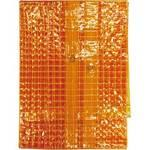 Insect Bowen transparent yarn input sheet 0.9mx 1.8m Orange