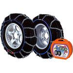 Metal tire chain Snow Walking RV