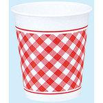 Paper Cup Gingham