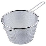 18-8 Boyle strainer with foot