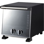Slim toaster oven