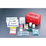 First-aid kit set
