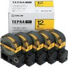 Tepura PRO tape eco pack color label