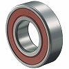 Deep groove ball bearing 6200 series contact seal type LLUNR / 2AS