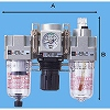 Air filter/Regulator/Lubricator