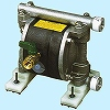 Diaphragm pump body aluminum series